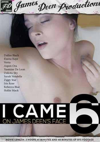 I Came On James Deen's Face 6 Image