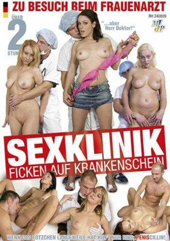 SEXKLINIK - Ficken Auf Krankenschein Image