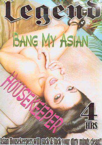 Bang My Asian Housekeeper Image