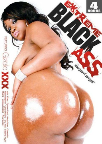 Extreme Black Ass Image