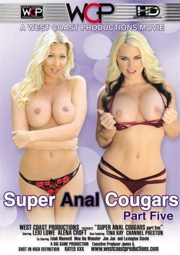 Super Anal Cougars Part Five Image