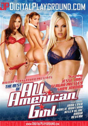 Best Of All American Girl, The Image
