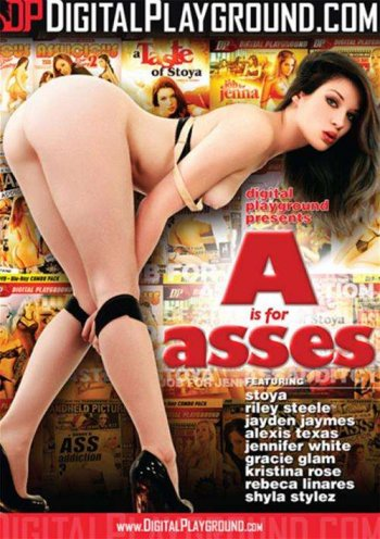(A) Is For Asses Image