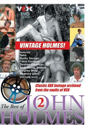 Best Of John Holmes 2, The Image