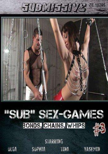 """""""Sub"""" Sex-Games #3 Image"""