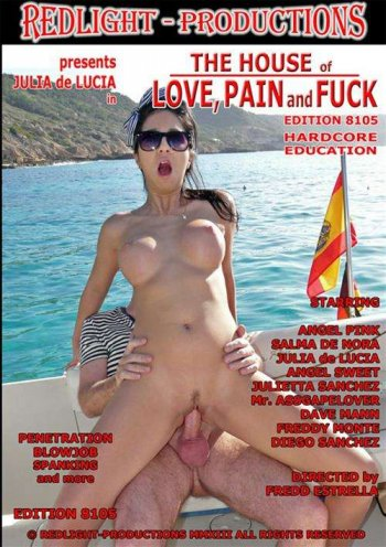 House Of Love, Pain and Fuck Edition 8105, The Image