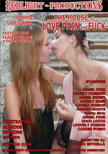 House Of Love, Pain and Fuck Edition 8108, The Image