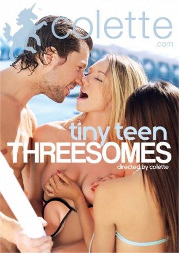 Tiny Teen Threesomes Image