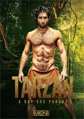 Tarzan: A Gay XXX Parody Image