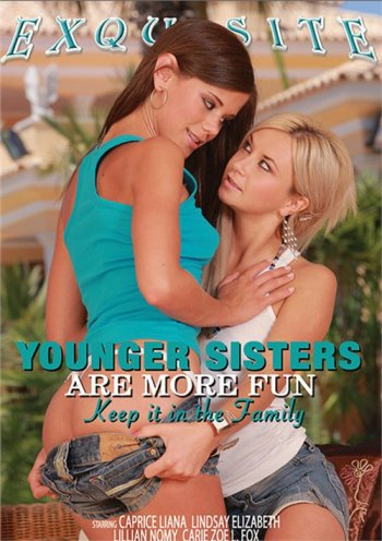 Younger Sisters Are More Fun Image
