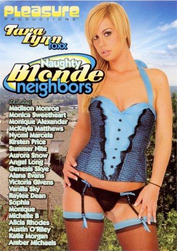 Naughty Blonde Neighbors Image