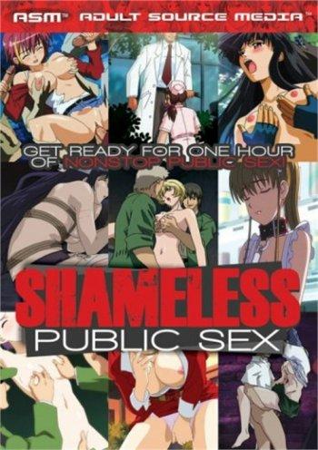 Shameless Public Sex Image