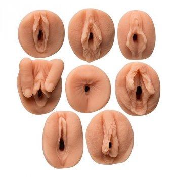 All Star Porn Stars 8 Piece Gang Bang Collector's Set Image