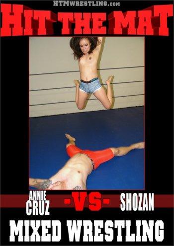 Annie Cruz VS Shozan Mixed Wrestling Image