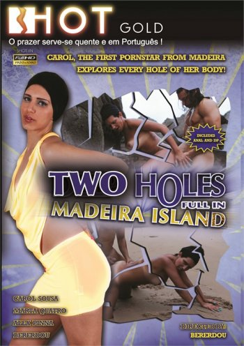 Two Holes Full in Madeira Island Image