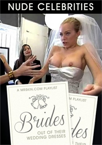 Brides Out of Their Wedding Dresses Image