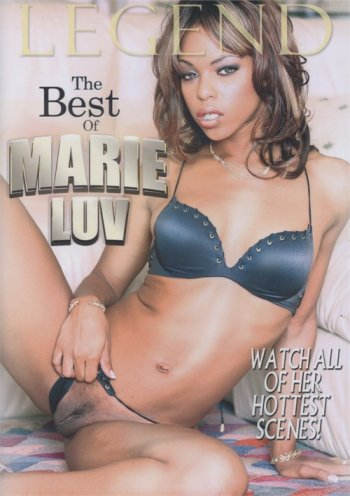 The Best Of Marie Luv Image