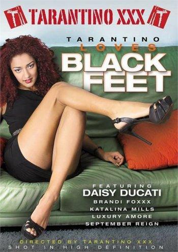 Tarantino Loves Black Feet Image