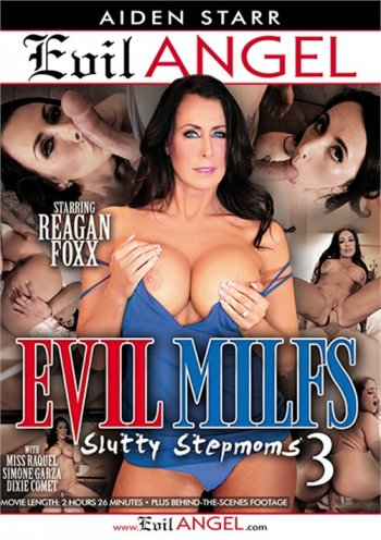 Evil MILFs 3: Slutty Stepmoms Image