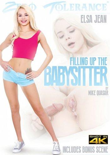 Filling Up The Babysitter Image