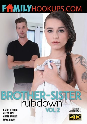 Brother-Sister Rubdown Vol. 2 Image