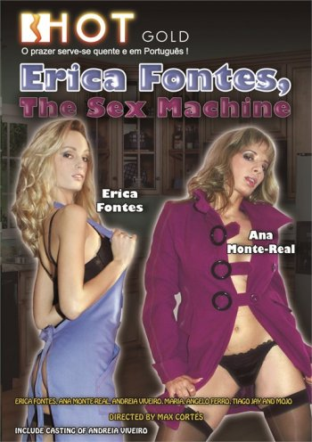Erica Fontes, The Sex Machine Image