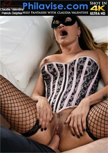 MILF Fantasies with Claudia Valentine Image