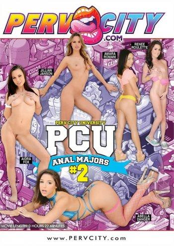 Perv City University Anal Majors #2 Image