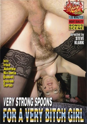Very Strong Spoon for a Very Bitchy Girl Image