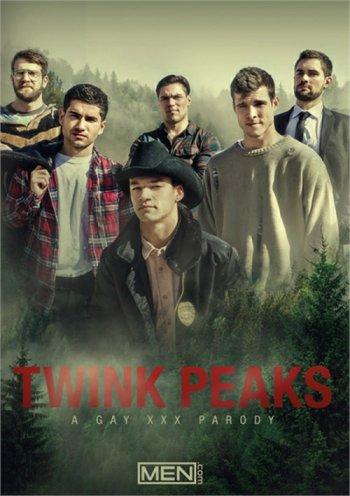 Twink Peaks: A Gay XXX Parody Image