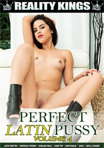 Perfect Latin Pussy Vol. 4 Image