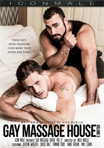 Gay Massage House Volume 5 Image