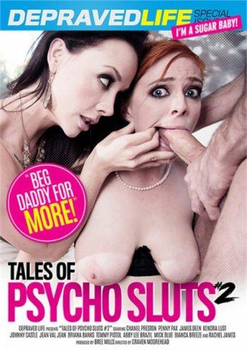 Tales of Psycho Sluts #2 Image