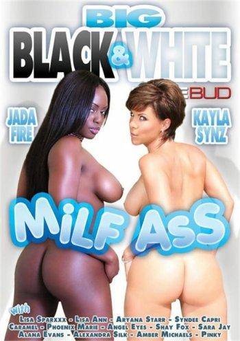 Big Black & White Milf Ass Image