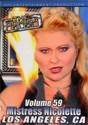 Domina Files 59, The Image