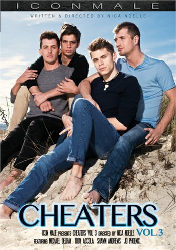 Cheaters Volume 3 Image