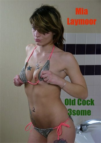 Mia Laymoor Old Cock 3some Image