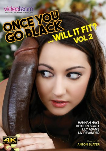 Once You Go Black... Will It Fit?  Vol. 2 Image