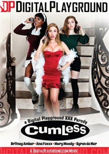Cumless: A Digital Playground XXX Parody Image