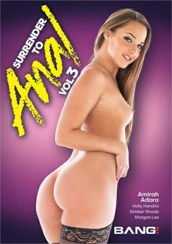 Surrender To Anal Vol. 3 Image