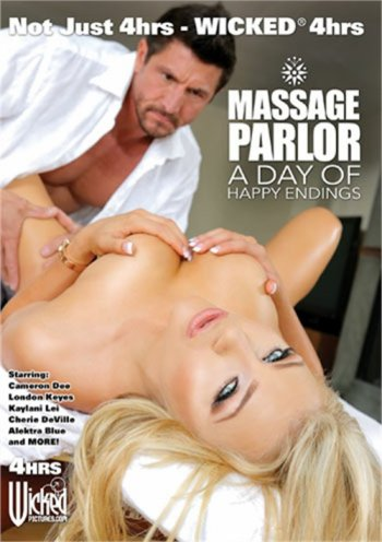 Massage Parlor: A Day Of Happy Endings - Wicked 4 Hours Image