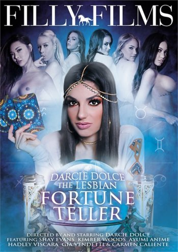 Darcie Dolce: The Lesbian Fortune Teller Image