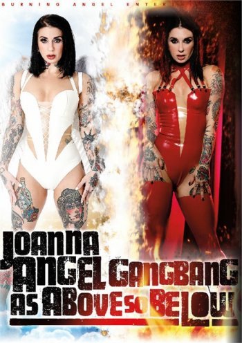 Joanna Angel Gangbang: As Above So Below Image