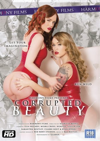 Corrupted Beauty Image