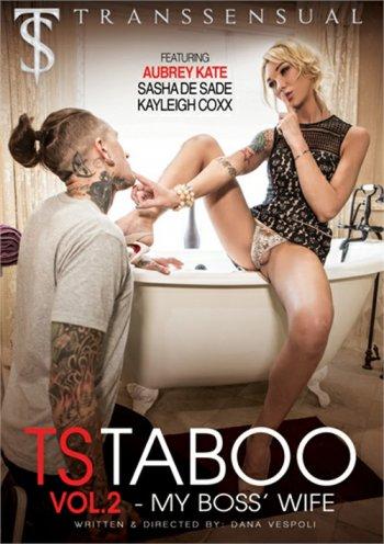 TS Taboo 2: My Boss' Wife Image