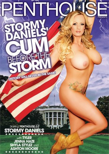 Stormy Daniels' Cum Before The Storm Image