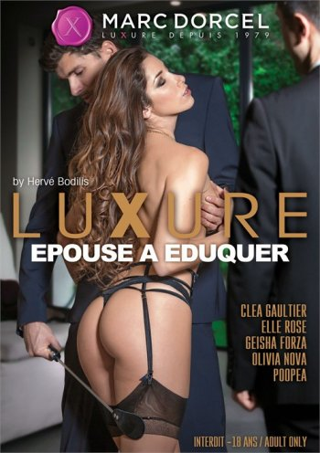 Luxure: Wife to Educate (French) Image