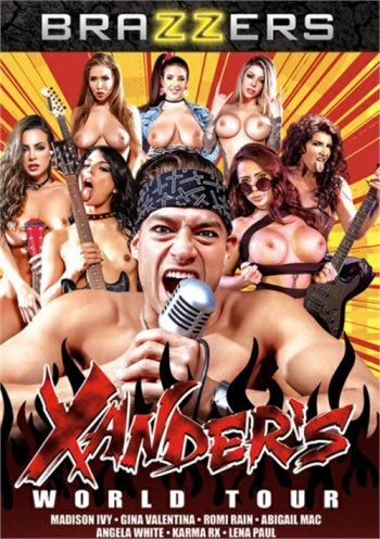 Xanders World Tour Image