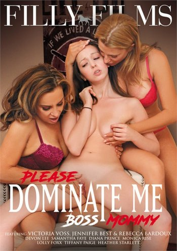 Please Dominate Me Boss Mommy Image