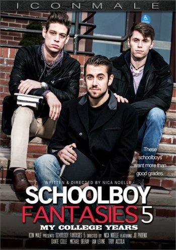 Schoolboy Fantasies 5: My College Years Image
